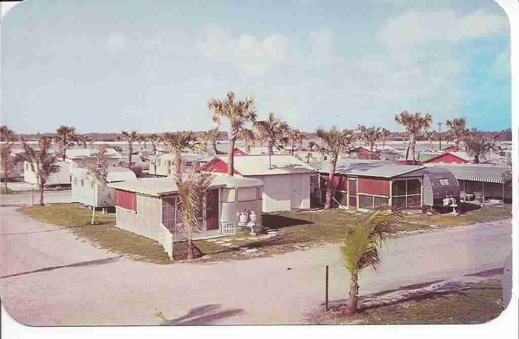 Vintage Trailer Parks Mobile Home Living