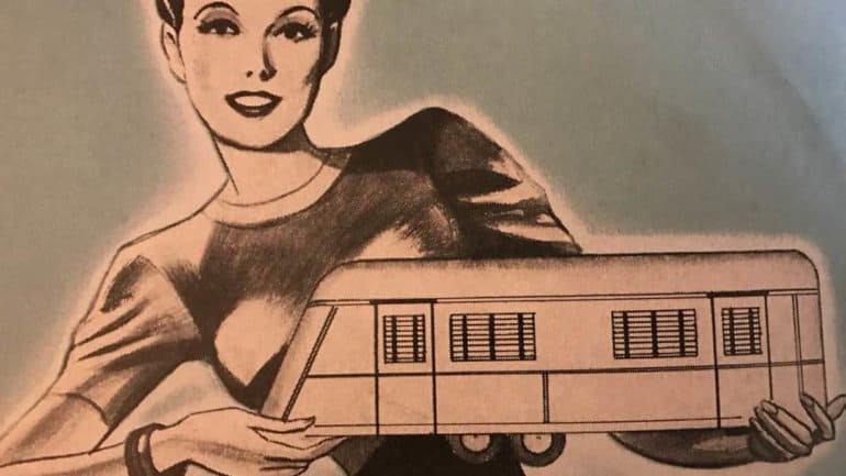 The History of Mobile Homes is Fascinating