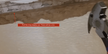 How to Replace Your Mobile Home Ceiling with Drywall 2