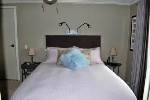 1978 fleetwood single wide - master bedroom