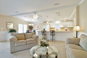 Remodeled Manufactured Homes for sale in Florida - interior