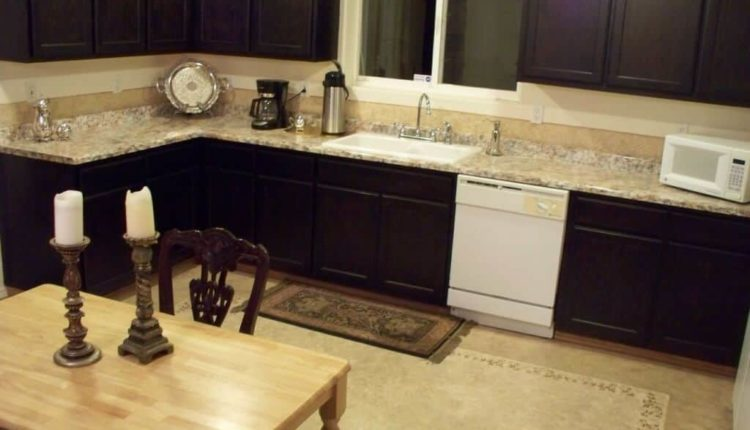 Remodeling Ideas To Transform Your Mobile Home Kitchen-new countertops