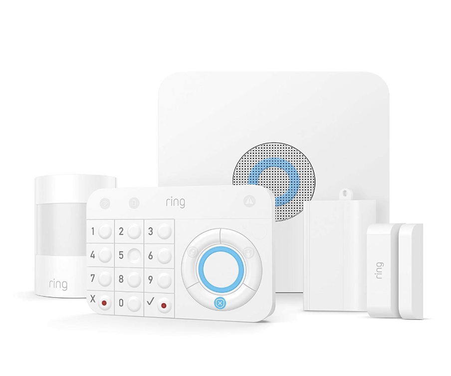 Ring alarm 5 piece kit – home security system 199 99
