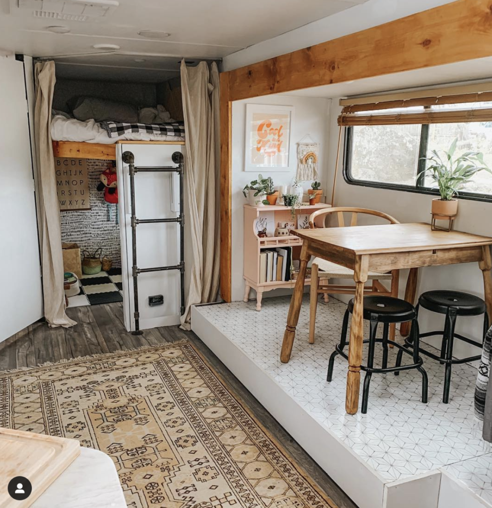 11 Awesome Rv Makeovers