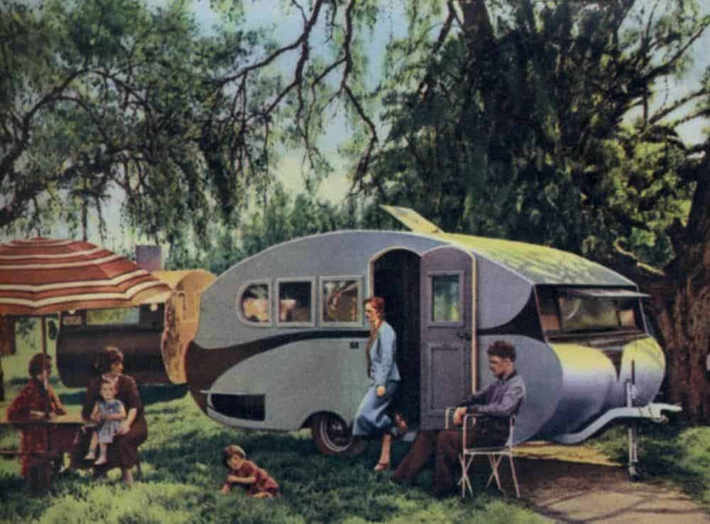 1936 Travel Trailers: Fastest Growing Industry in US History