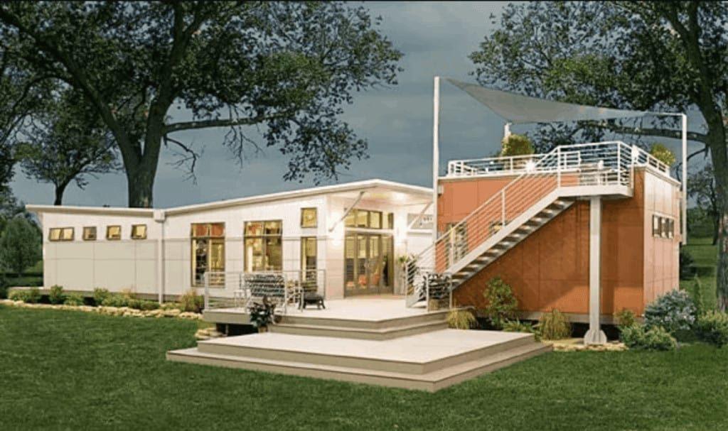 Clayton S I House Design