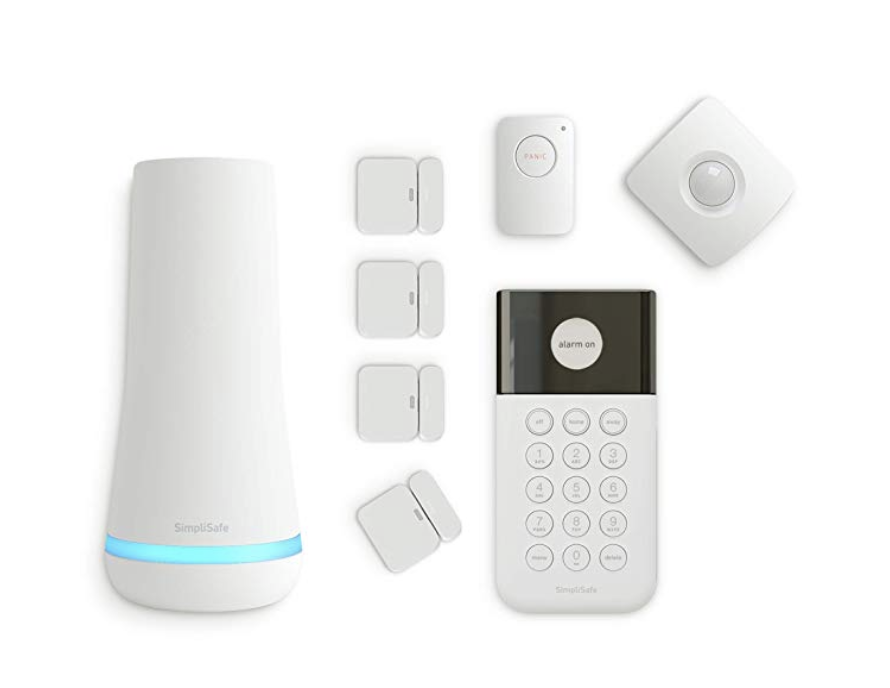 Smart home security options for your mobile home - simpli safe home security system 299 99