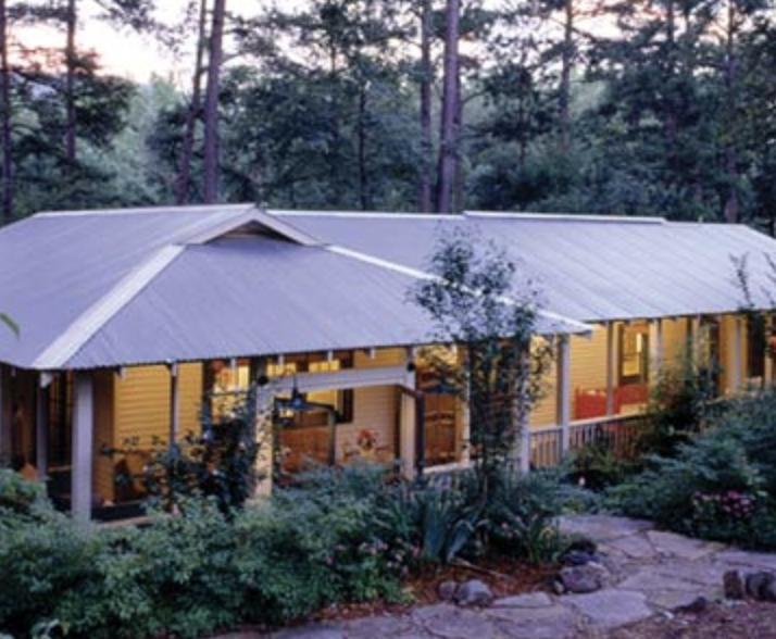 Single Wide Lake House Makeover - home after complete restoration