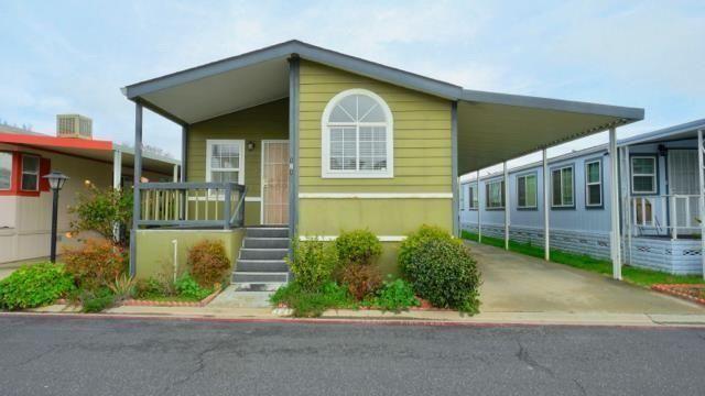 Unique Mobile Home Exteriors Realtor Com San Jose Manufactured Home For Sale