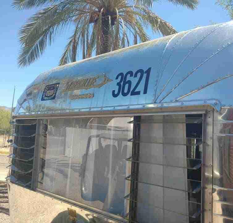 Vintage Camper Restoration: 1962 Streamline Duchess | Mobile ... on
