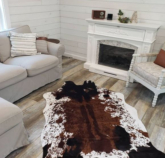 Abbotts living room