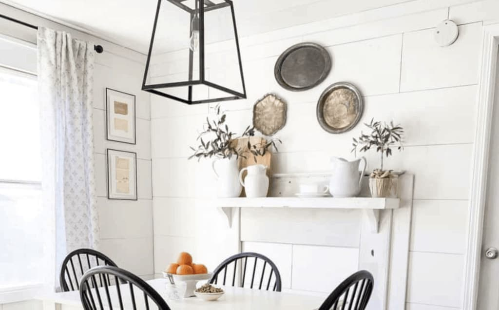15 Stunning Farmhouse Style Light Fixtures Perfect For Low Ceilings