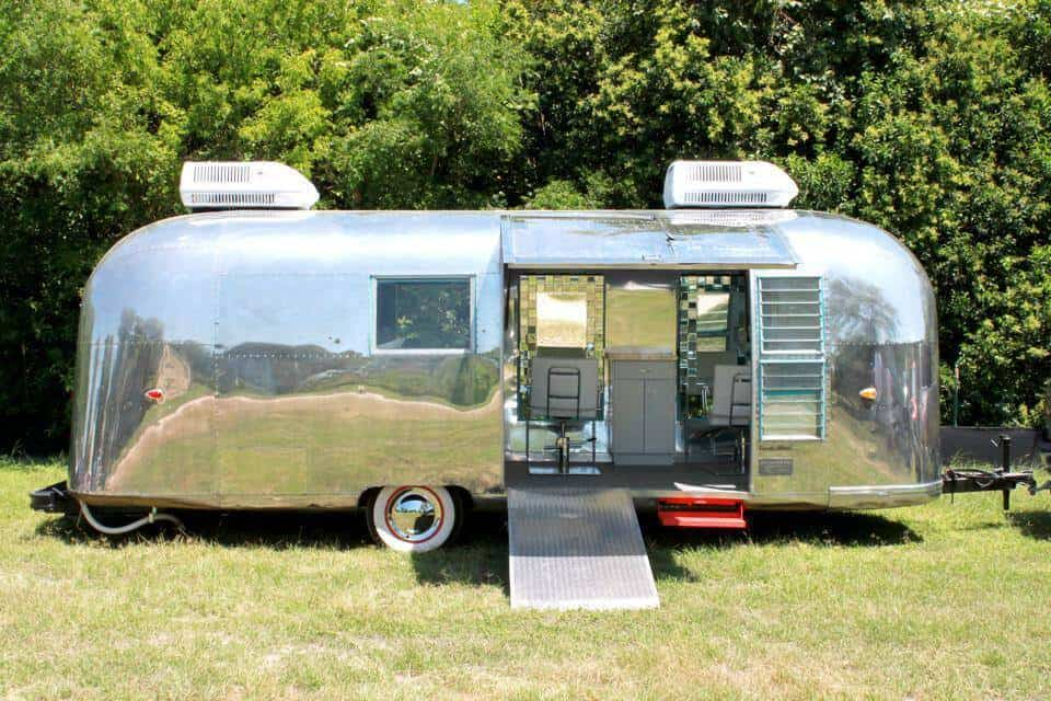 An Awesome (and Very Unique) Airstream Remodel