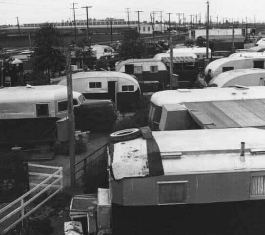 Ansel Adams Trailer Park