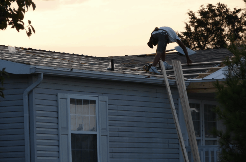 How To Find And Repair Mobile Home Roof Leaks
