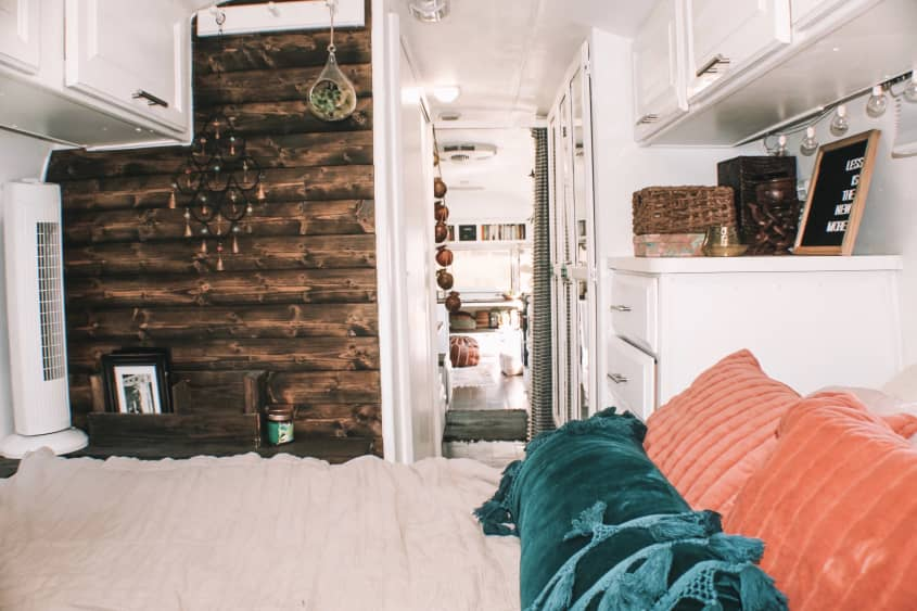 Augustine the airstream bedroom