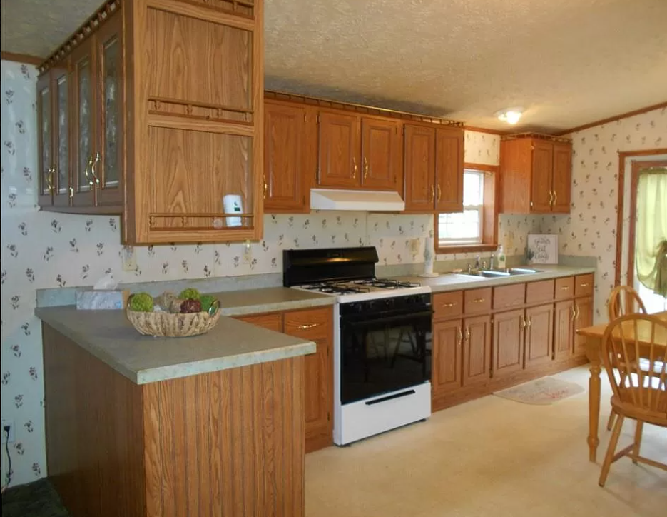 Awesome manufactured homes 2002 immaculate kitchen