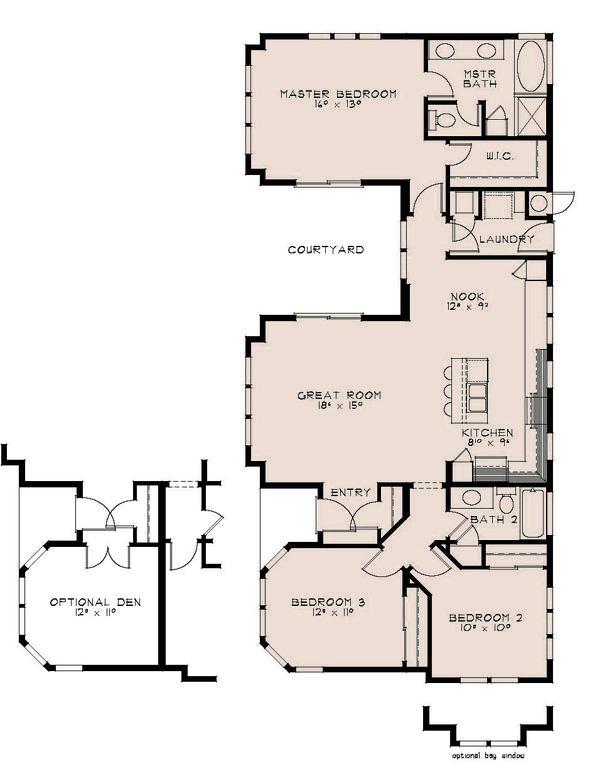 Balboa island floor plan