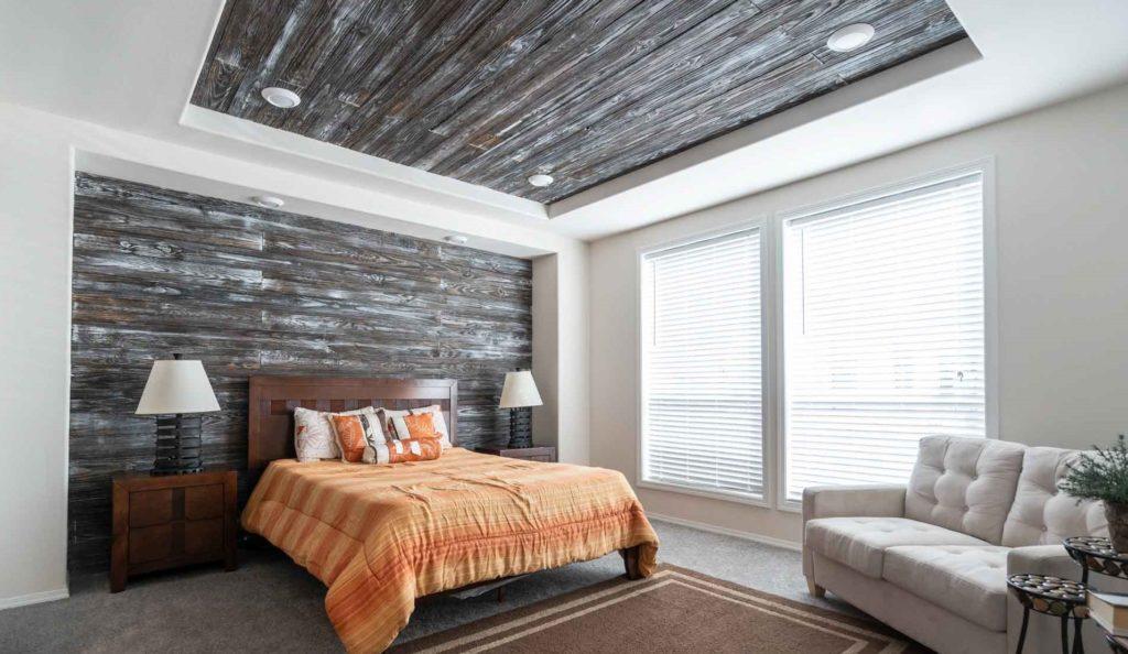 Barrington master suite
