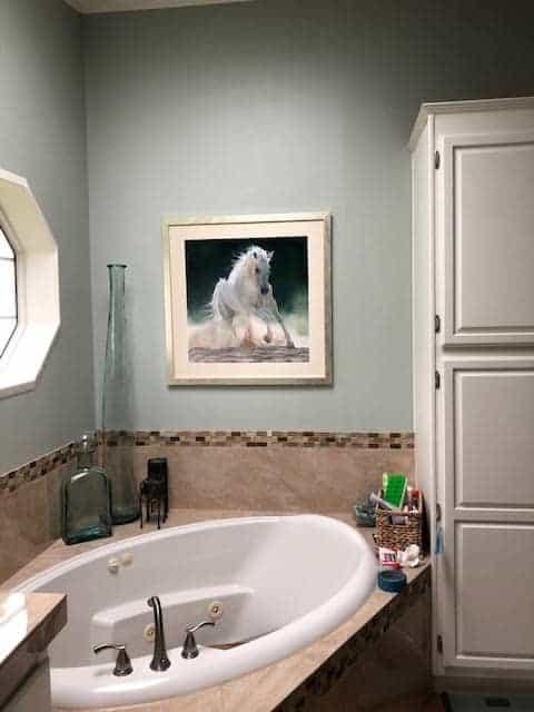 Bathroom Remodel In 1991 Fleetwood Triple Wide