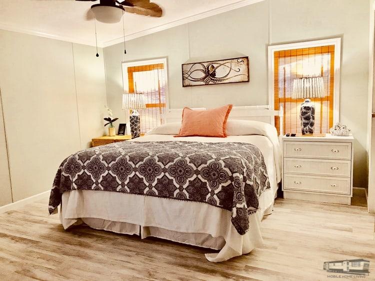 Beach Cottage Bedroom Remodeled 1 Jpg