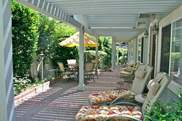 Beauitful Mobile Home Covered Porch Ideas 11 Los Robles Court Vineyard Vines Park