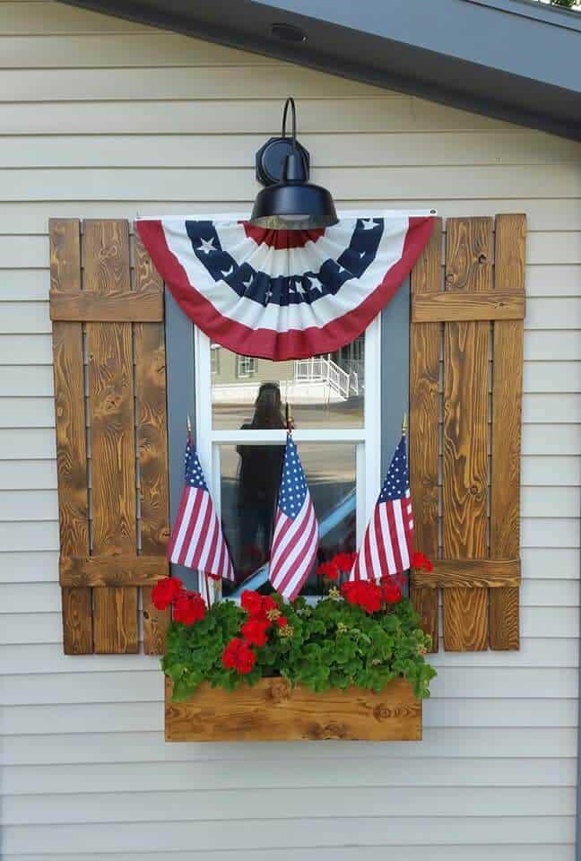 Beauitful Mobile Home Exterior Closeup Richie Maureen Wright Jpg