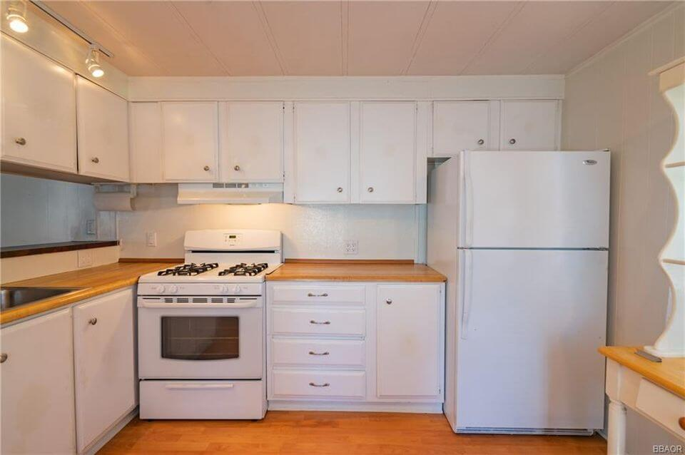 Big bear kitchen