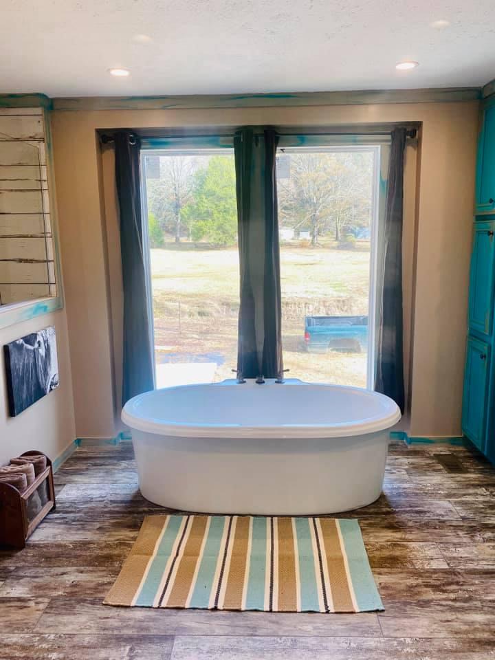 Buccaneer lulabelle bathtub