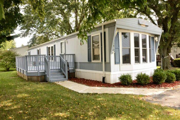 Budget Friendly Mobile Homes 70s Exterior
