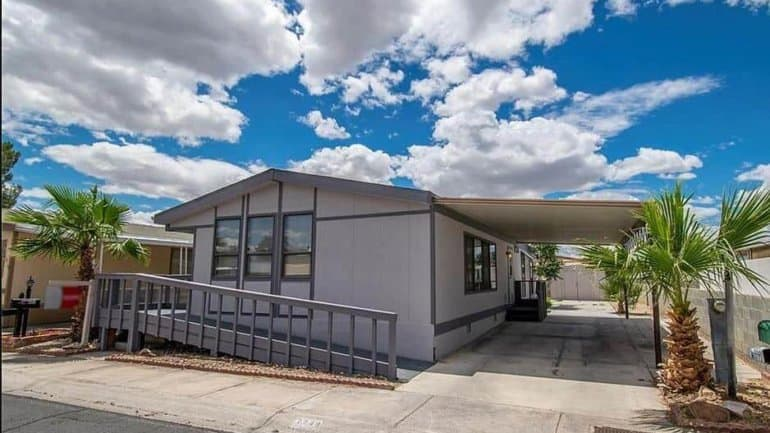 Info You Can Use When Buying a Mobile Home in Nevada
