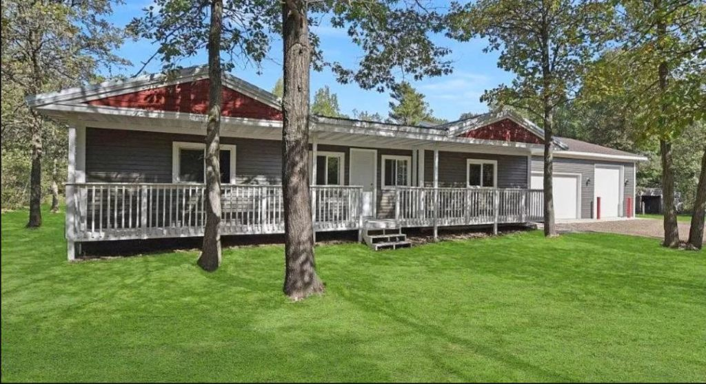 Buying a mobile home in minnesota mobile home with porch