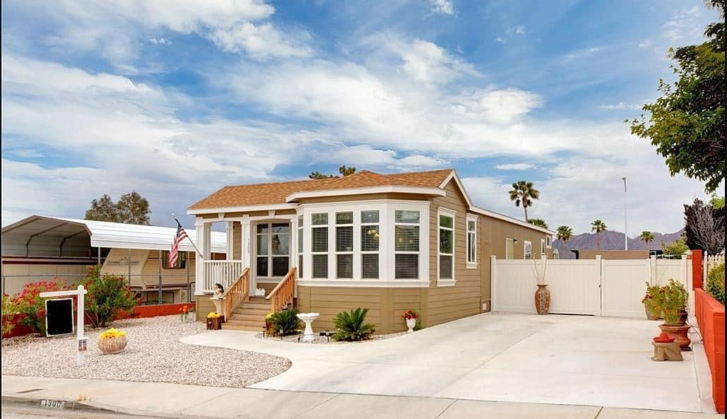 Buying A Mobile Home In Nevada Single Wide