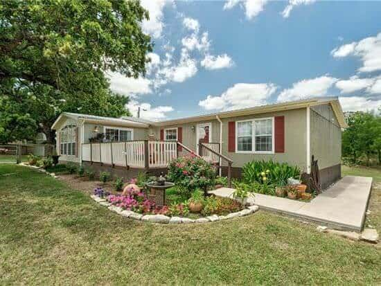 buying a mobile home in texas-double wide with addition