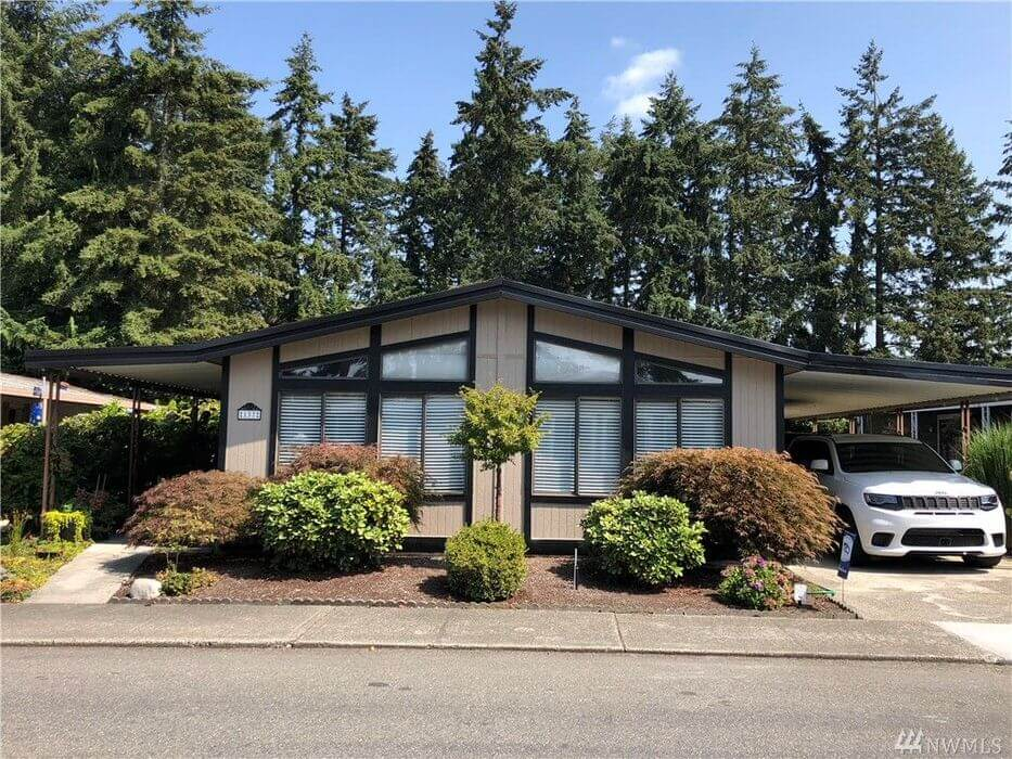 buying a mobile home in washington-double wide