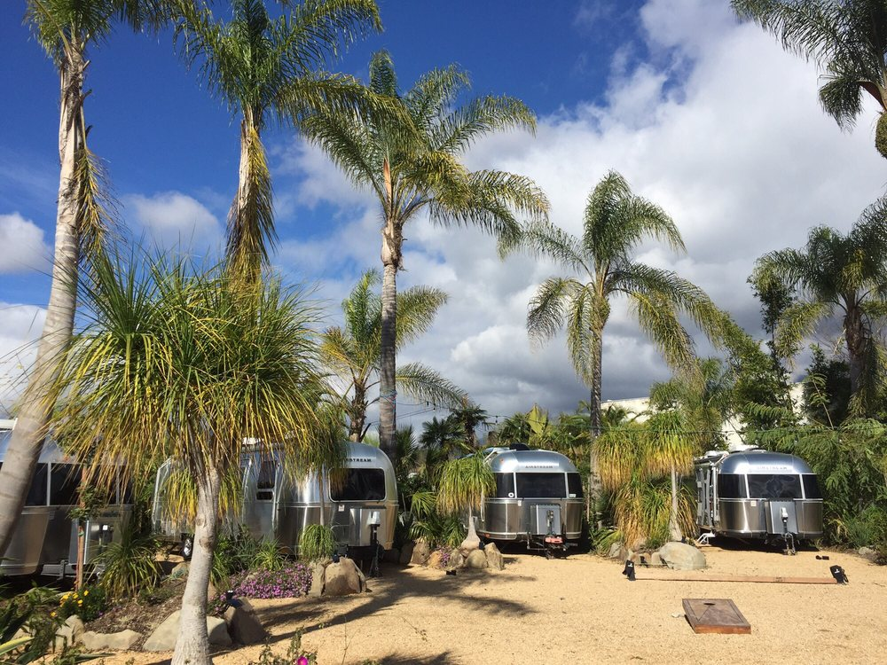 Caravan Outpost Airstreams
