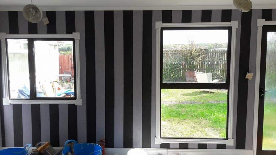 caravan trim around windows