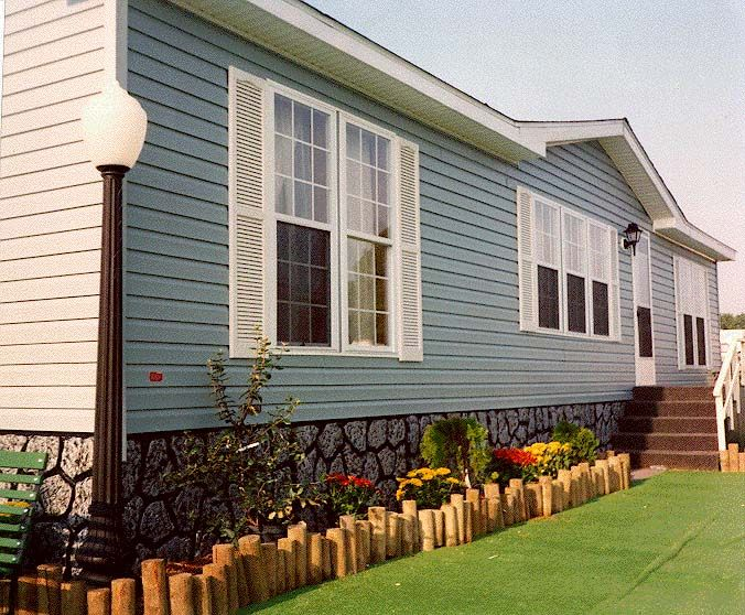 Charltonbuildingsupply double wide manufactured home image