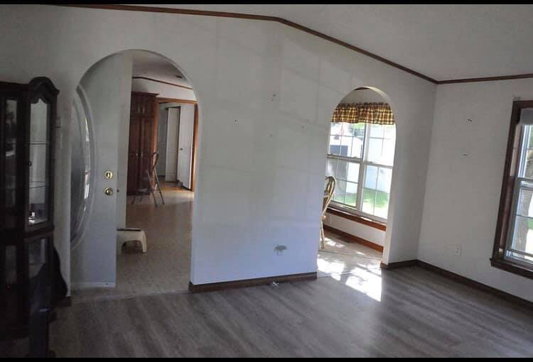 Cheap mobile home archways