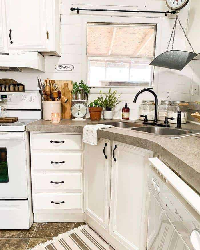 clayton farmhouse decor kitchen