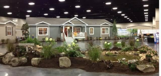 Clayton Home Show Model