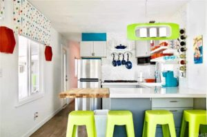 Colorful Kitchen 1 1