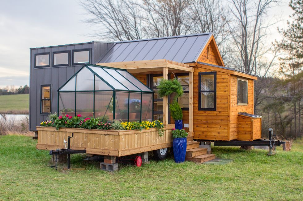 Cool tiny homes elsa exterior