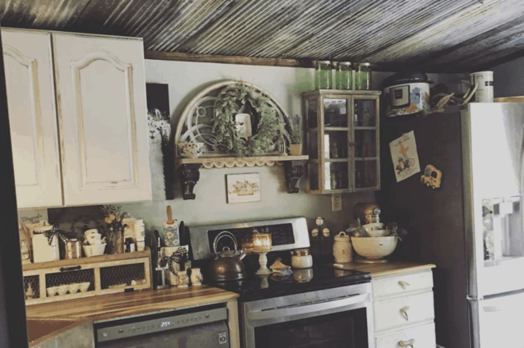 Country Chic Mobile Home
