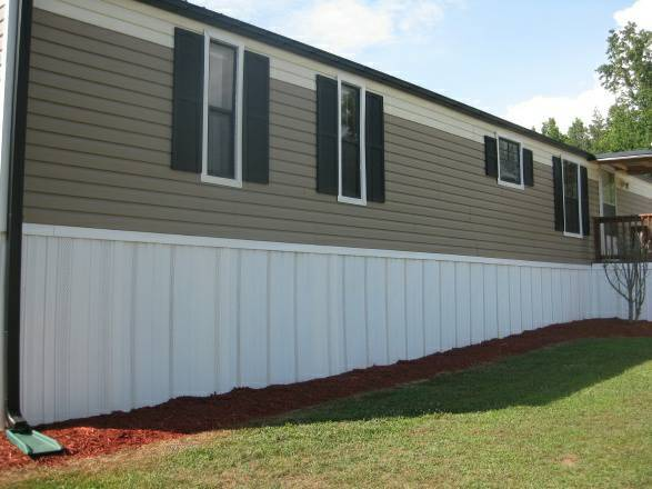 The Mobile Home Skirting Guide