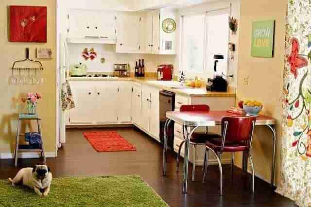 Divine Double Wide Kitchen