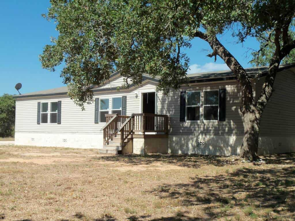 double wide manufactured home - financing a manufactured home