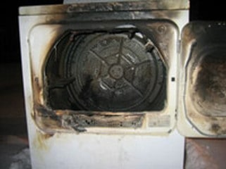 Dryer Fire Safety