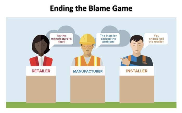 Ending The Blame Game For Manufactured Home Complaints Iccsafe.org