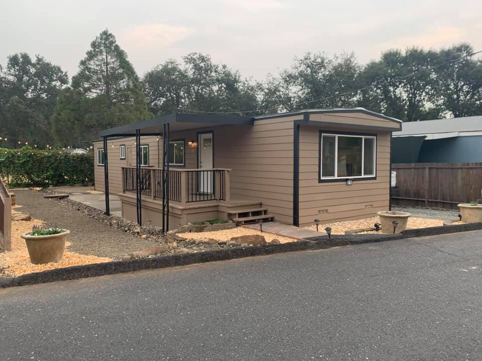 Exceptional mobile homes california